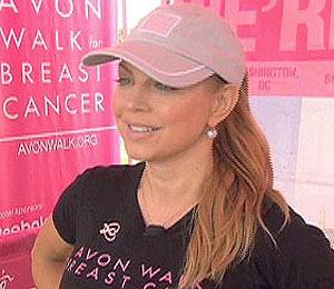Fergie Turns Lifechanger for Breast Cancer Awareness