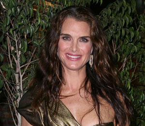 Brooke Shields Takes 'Leap of Faith'