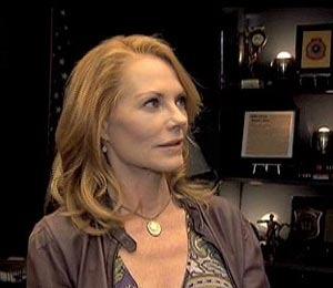 'Extra' Raw: 'CSI' Set Visit with Marg Helgenberger