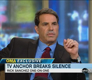 Extra Scoop: Rick Sanchez Says He 'Screwed Up'! Plus, Brett Favre & More!