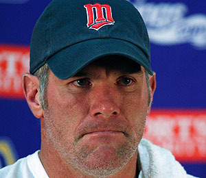 NFL Investigating Brett Favre Sext Messages