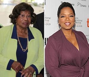Katherine and Joe Jackson to 'Oprah'