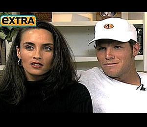 Brett Favre's Wife: 'He's Not Romantic at All'