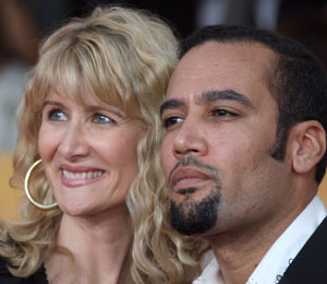 Laura Dern and Ben Harper: Irreconcilable, But Cozy