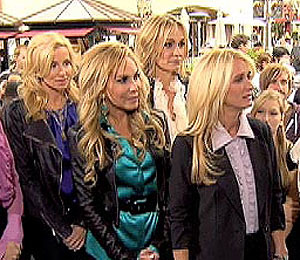 The 'Housewives of Beverly Hills' Dish with Mario at The Grove