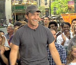 Mike Rowe Dishes Dirt on 'Dirty Jobs'