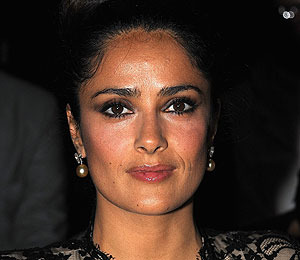 Salma Hayek Heads to Doha Tribeca Film Fest