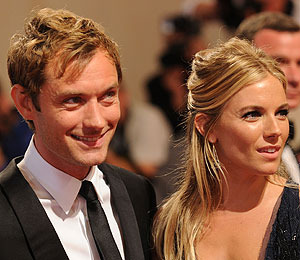 Did Sienna Miller and Jude Law Make It Legal?