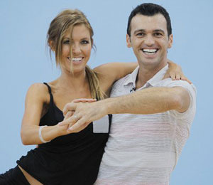 Audrina Leaves 'DWTS', Dances Over to VH1