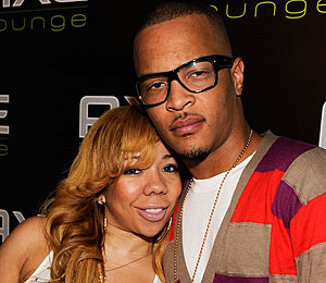 T.I.'s Wife Charged with Possession