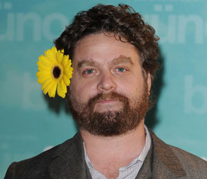 Fun Facts About 'Due Date' Star Zach Galifianakis