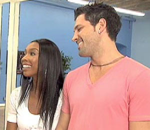 'DWTS' Contestant Brandy Really Wants to Win