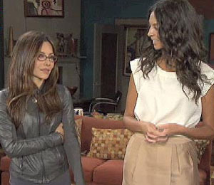 'Extra' Raw! On the 'General Hospital' Set