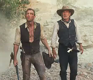 Trailer! Ford and Craig in 'Cowboys and Aliens'