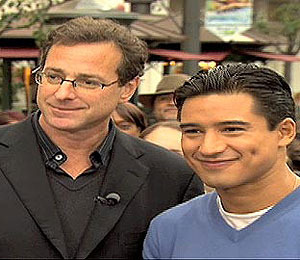 'Extra' Raw: Bob Saget at The Grove