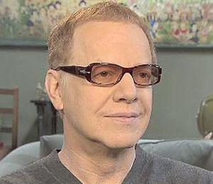 'Extra' Exclusive: Danny Elfman on Tim Burton