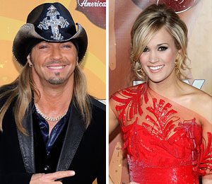 Bret Michaels & Carrie Underwood: Hearts on Sleeves