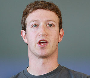 TIME Names Mark Zuckerberg 'Person of the Year'