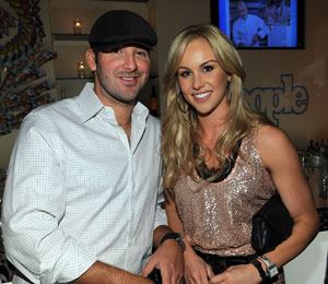 Extra Scoop: Tony Romo and Candice Crawford Engaged!