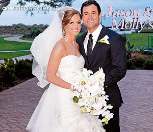 Photos! 'Bachelor' Jason and Molly's Wedding Album