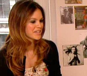 Rachel Bilson Talks Fashion with Sunglasses Designer Tory Burch