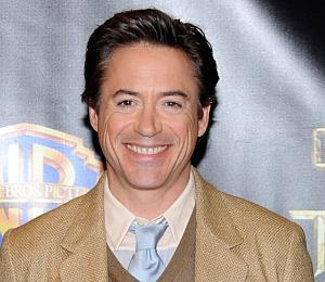 Robert Downey Jr. to Get Slimed!