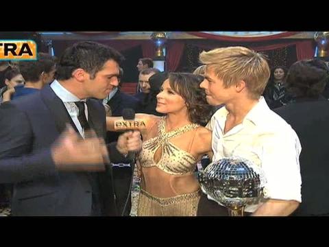 'Dancing' Stars React to Jennifer Grey's Win