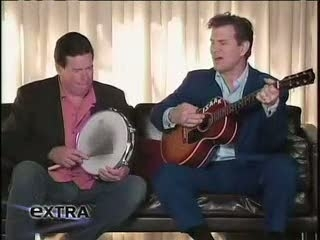 It's the Chris Isaak Hour