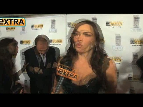 'Extra' Raw: At the GLSEN Respect Awards