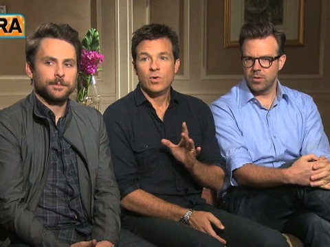 'Horrible Bosses' Stars Dish on Aniston
