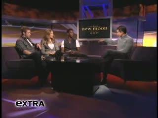 Twilight Cast, Raw!