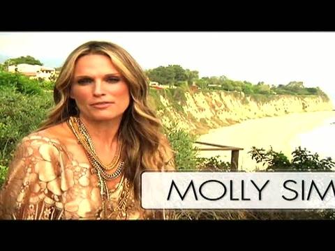 Sneak Peek at Molly Sims New 'Grayce' Line