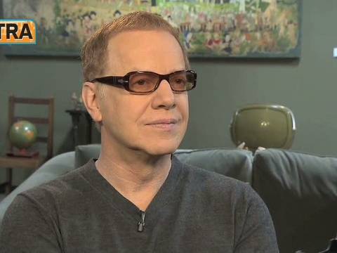 'Extra' Exclusive: Danny Elfman on Tim Burton