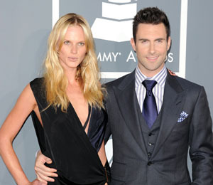 Adam Levine and Model Girlfriend Split