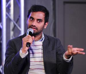 Aziz Ansari Releases 'Dangerously Delicious' Standup