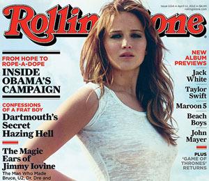 Jennifer Lawrence is America's Kick-Ass Sweetheart