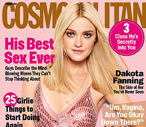 Dakota Fanning on Why She's Secure with Herself