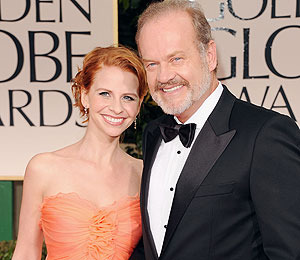 Kelsey Grammer to Be a Dad Again!