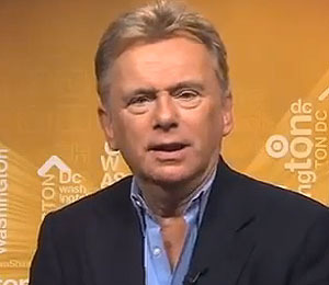 Pat Sajak Reveals Drinking at the 'Wheel'