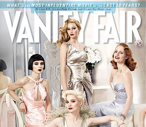 Video! Hollywood Starlets Take Over Vanity Fair