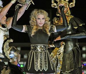 Listen! Madonna Responds to Super Bowl M.I.A. Controversy