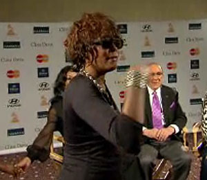 Video! Whitney Houston at Clive Davis Interview Two Days Before Death