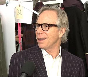 Video! Tommy Hilfiger's Collection at New York Fashion Week