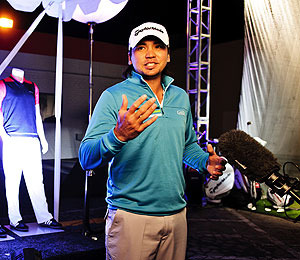 Adidas Golf Fashion Performance Launch Party