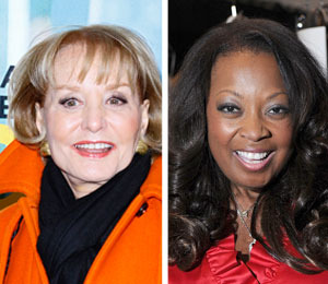 Barbara Walters Denies Ambushing Star Jones