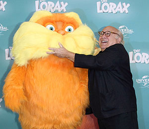Extra Scoop: Weekend Movie Box Office: 'The Lorax' Takes No. 1 Spot