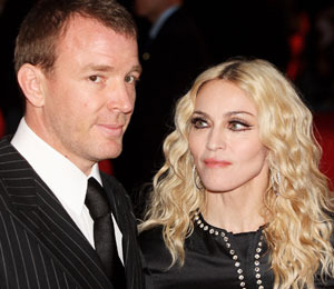 Madonna Trashing Ex Husband Ritchie in New Song?