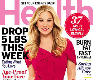 Christina Applegate on More Babies... and Why Cancer Still Scares Her