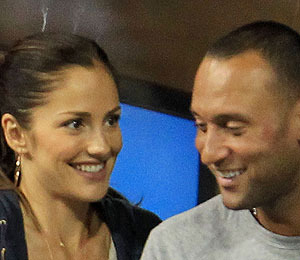 Report: Minka Kelly and Derek Jeter Split... Again