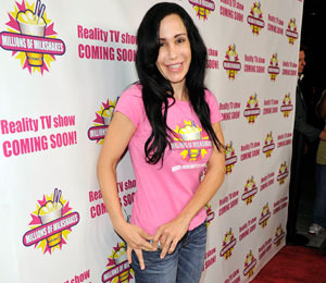 Octomom Nadya Suleman Goes Topless